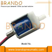 Mini válvula solenoide de 12V para masajeador de presión de aire