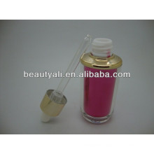 40ml Acrylic Essential Oil Bottle For Cosmetic Packaging