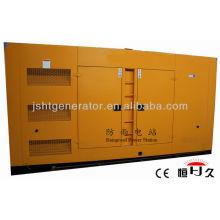 Sistema de generador diesel impermeable del CE de 375KVA CUMMINS (GF300C)