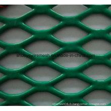 Maille augmentée en métal pour le plancher de remorque / Philippines / Walkway avec l'aluminium