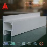 huazhijie pvc building plastic profiles