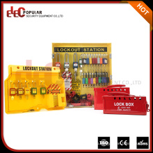 Elecpular Bulk Buy from China Индивидуальная комбинация Protable Safety Lockout Tagout Lock Station