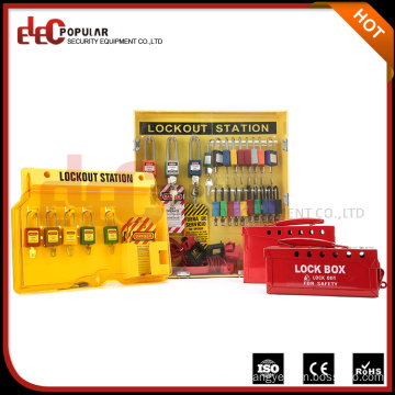 Elecpopular Bulk Buy From China Customized Combination Protable Safety Lockout Tagout Lock Station