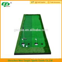 Office golf putter set