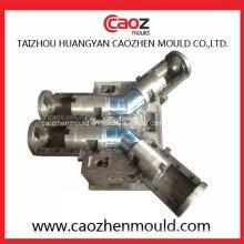 Molde de ajuste del tubo del PVC de 45 grados de la inyección
