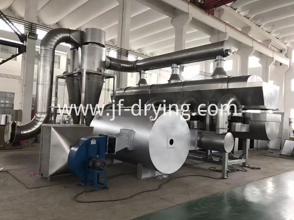 VIBRORATION FLUID BED DRYER (19)