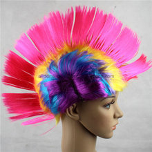 Fashion Synthetic Party Wig Punk Wig Rocker Cosplay Wig