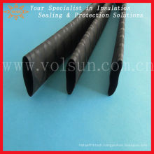 Black Non Slip Fish Rob Heat Shrink Tubing