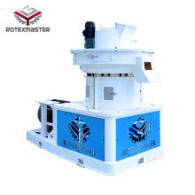 High automation wood pellet mill