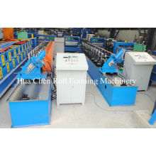 Keel Metal Cold Roll Forming Machine With Plc Control 4.5kw + 3kw