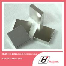 Gesinterte NdFeB Magnet auf Instrumenten, Elctroacousical Gerät und Motoren