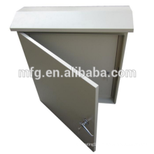 sheet metal stamping distrubution box-powder coating