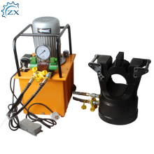 Bom cabo hidráulico técnico crimper compressão lug ferramenta de compressão hidráulica
