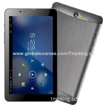 GSM Dual-SIM Card Pure Touch Screen Tablet PCs, Call Function, TV with G-sensor, Wi-Fi and Bluetooth