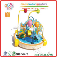 Sea Animal Beads Maze Frame Kids Wholesale Toys
