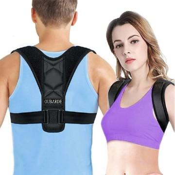 Courroie de soutien de posture de soutien orthopédique d'épaule pour la posture