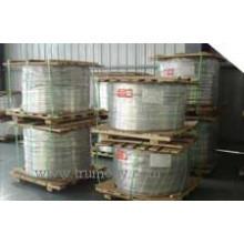 Алюминиевый пластинчатый материал для радиатора