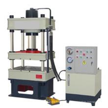 Fabricación de fábrica SMC tanque de agua máquina de producción FRP tanque de agua máquina haciendo máquina hidráulica de la prensa
