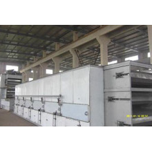 High efficiency and energy saving the cassava chips drying machine