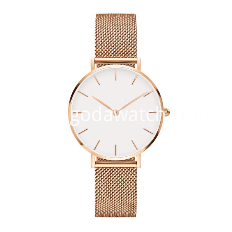 Mesh Band Watches For Women