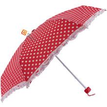 5 Falten Mini Regenschirm mit Beutel (YS-5F1002A)