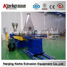 Gran capacité granulateur de recyclage à double vis à 300 ~ 800 kg / h