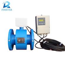 Débitmètre numérique cible, débitmètre électromagnétique