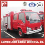 Isuzu brand resuce voertuig 2000 L