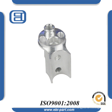 Precision Auto Air Condition Parts CNC Machining Flanges