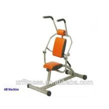 Namen der Fitnessgeräte Abdominal Crunch Machine mit Hydraulikzylinder