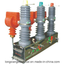 Zw32-12 Outdoor High Voltage Vacuum Circuit Breaker