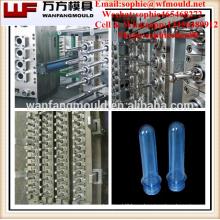 China suministra productos de calidad molde de preformas para mascotas de 5 galones / inyección de plástico molde de preformas para mascotas de 5 galones hecho en China