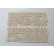 PVC Pet Litter Catcher Mat, Pet Mat