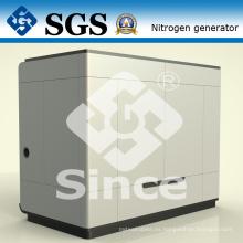 Tipo de contenedor Sistema de Purificación de Nitrógeno PSA Induatrial