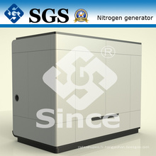 SGS approuvent l'usine de production de gaz azoté PSA