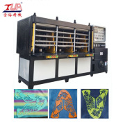 Automatic KPU machinery for making shoes