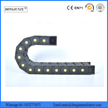 Nylon Material Electrical Cable Drag Chain