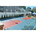 Acrylic paint for basketball court