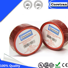 Codificação de cores Premium Vinyl Electrical Insulating Tape