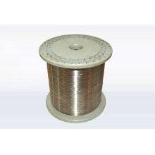 Alambre de cobre niquelado 0,10 mm