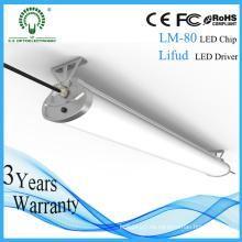 50W 1.2m LED Tri prueba de luz