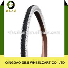 La Chine haute qualité vélo pneu petite taille 14 * 1.75