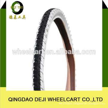2015 China high quality collor side road bicycle tire 24*1.5