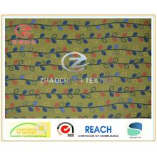 150d Поли Оксфорд Маленькая ткань для печати с цветочным рисунком (ZCGP085)