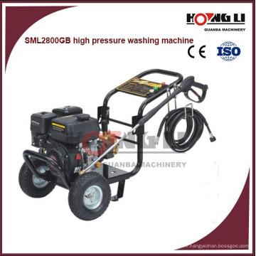 Machine à laver d'eau froide d'essence d'essence / machine à laver à haute pression, fabriquée en Chine