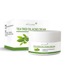 Natural Face Beauty Cream Teatree Acne Treament Skin Pure Whitening in India for Men