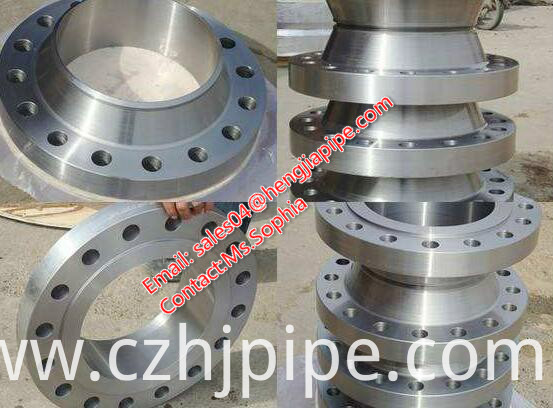forged weld neck RF flange