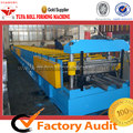 High-end Steel Deck Floor Forming Machine