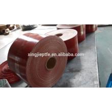 Tecido de isolamento de fibra de silicone