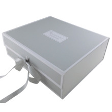 Custom Collapsible Gift Box Met Lint Sluiting